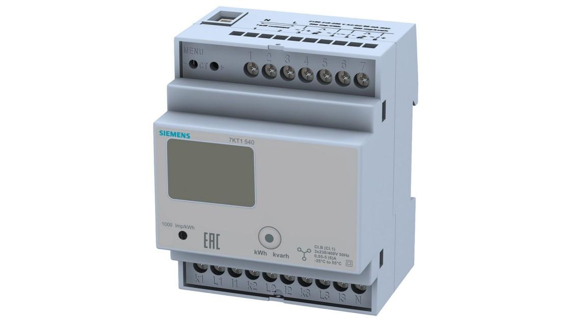 Измерительные приборы 7KT PAC - высокая прозрачность в компактном исполнении