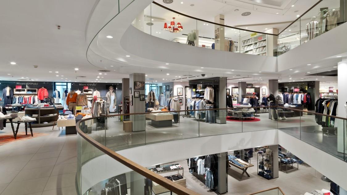 Jelmoli Department Store Lösung