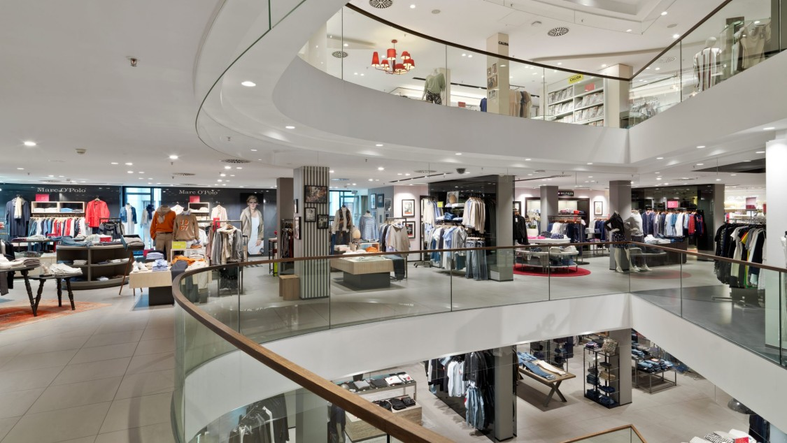 Jelmoli Department Store, Schweiz | Referenzen | Siemens