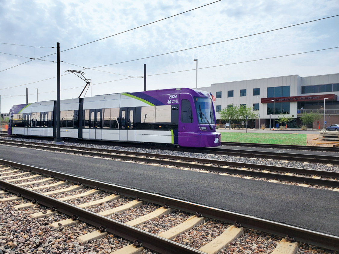 Siemens Mobility to deliver 14 light rail trains to Phoenix
