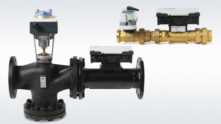 Intelligent Valves, Acvatix-Hydraulik