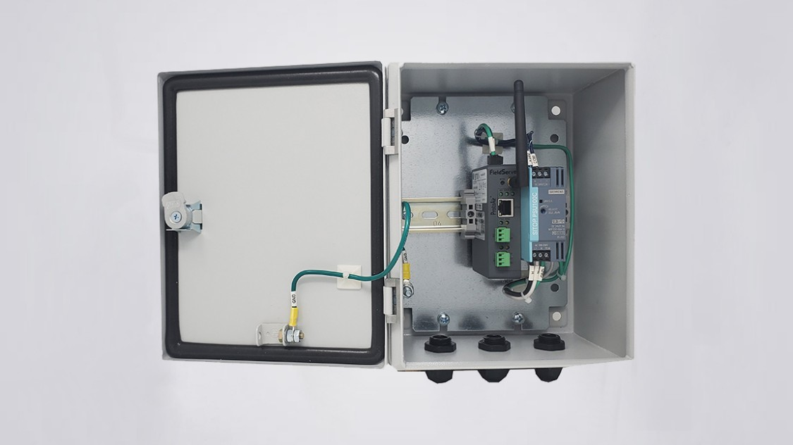 Communications Enclosure - Siemens USA