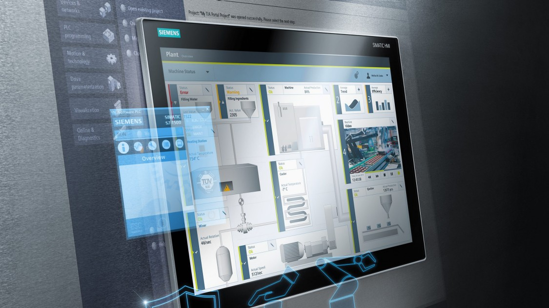 Software für Advanced HMI - PC-based