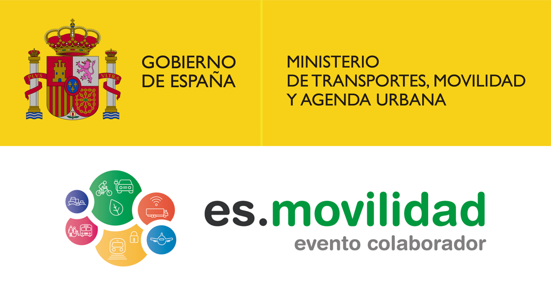 Logo Ministerio de Transportes + es.movilidad