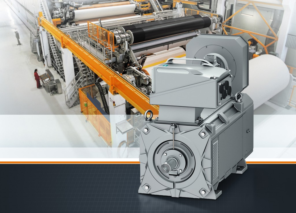 Complete range of low-voltage motors from Siemens for flexible deployment