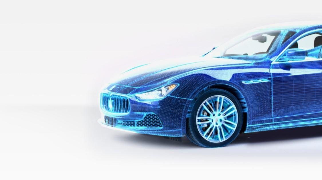 Maserati: Antrieb durch Daten