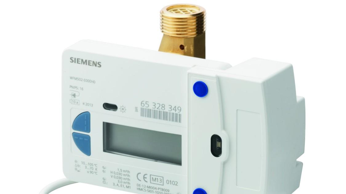 Medidor de calentamiento/enfriamiento tipo impulsor