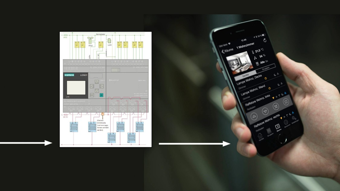 DIY home automation | References | Siemens
