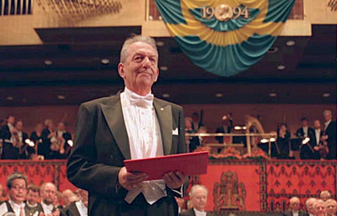 Chemist and 1994 Nobel laureate George Olah