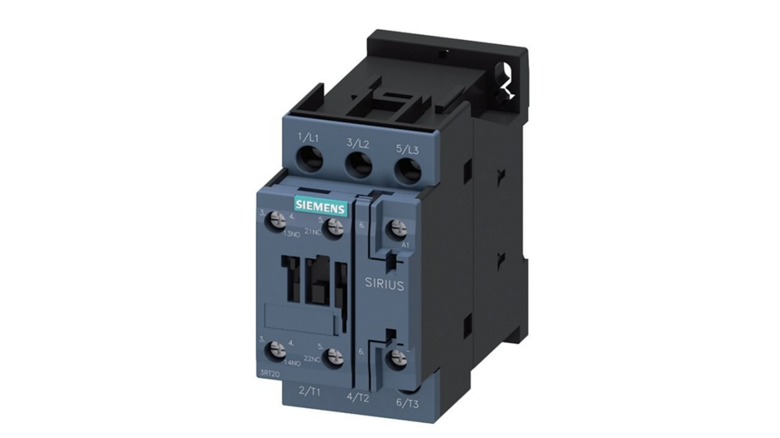 Power Contactors for Switching Motors