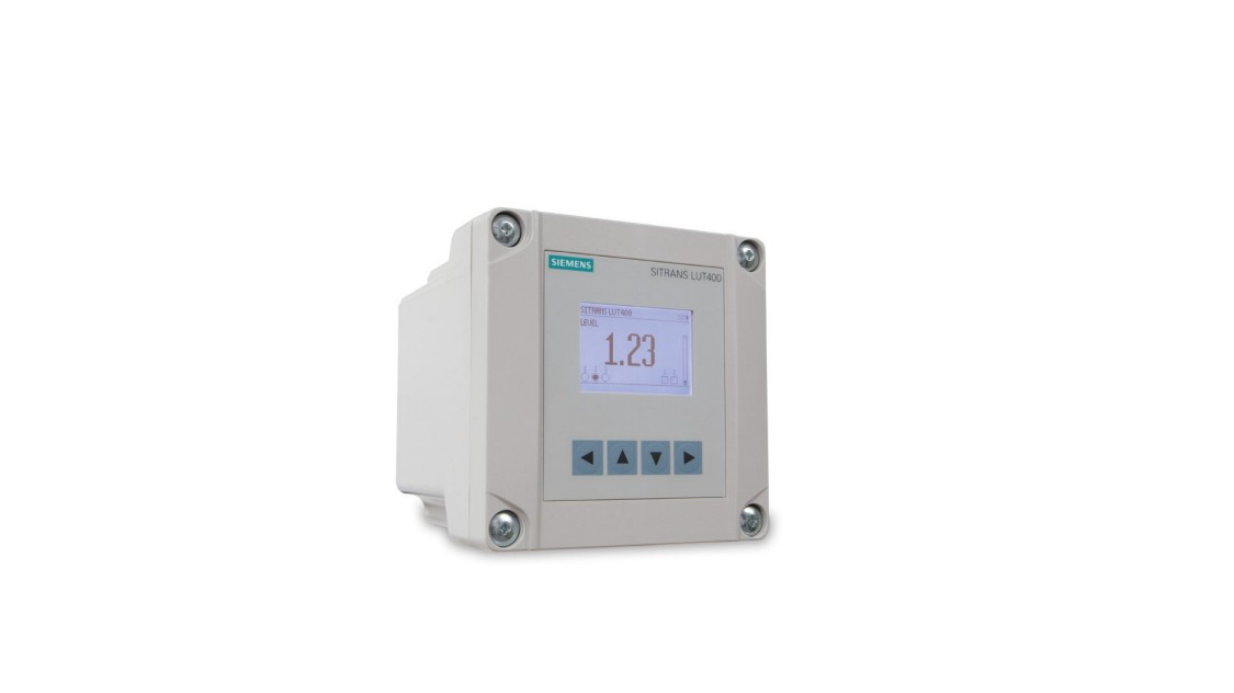 USA - LUT400 ultrasonic level controller