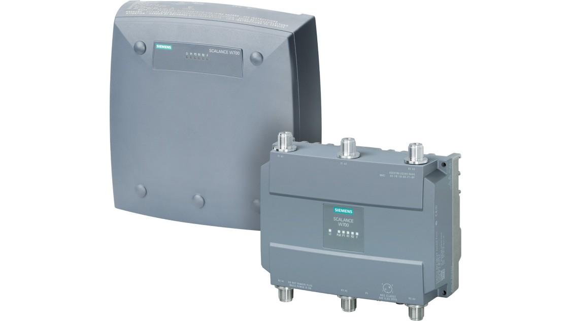 Die Access Points SCALANCE W780 und Client Modules SCALANCE W740 sind die IWLAN-Lösung für leistungsstarke und zuverlässige Datenübertragung bei anspruchsvollen Anwendungen nach WLAN-Standard 11n.