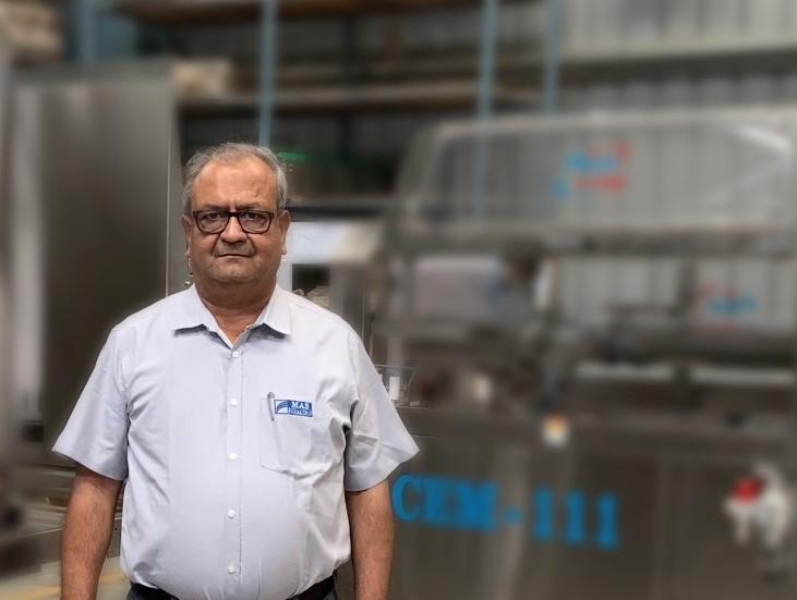 Mallikarjun Kulloli, Director, Mas Systech Private Limted
