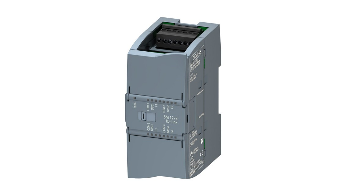 IO-Link Master Modul für SIMATIC S7-1200