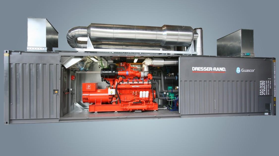 Motores a gas Guascor®