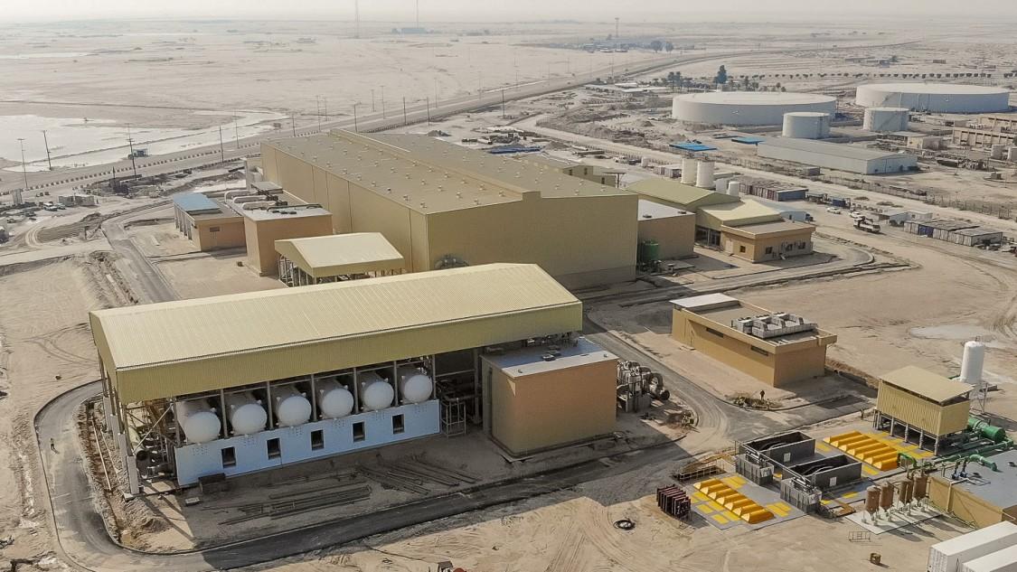 Al Khafji, Saudi-Arabien