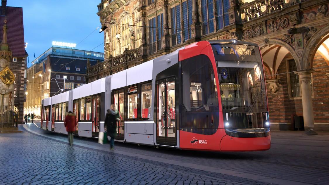 Bremer Straßenbahn AG (BSAG)