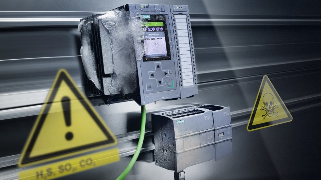 Prevent faults and breakdowns in extreme ambient conditions