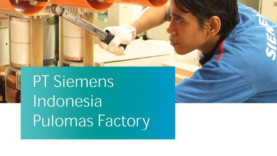 Siemens Pulomas Factory