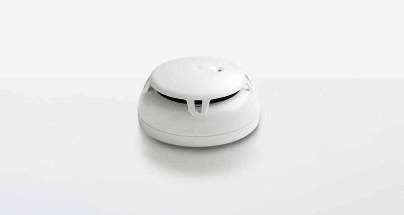 Multisensor Brandmelder (Rauch, Wärme) FDOOT221 - Sinteso