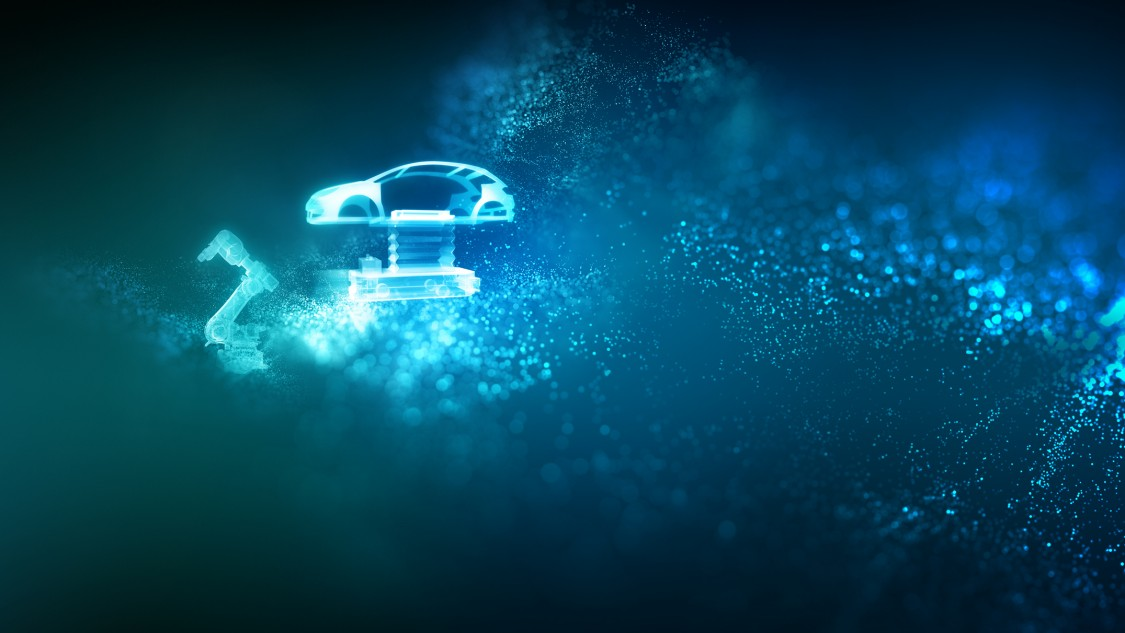 Key Visual automotive production