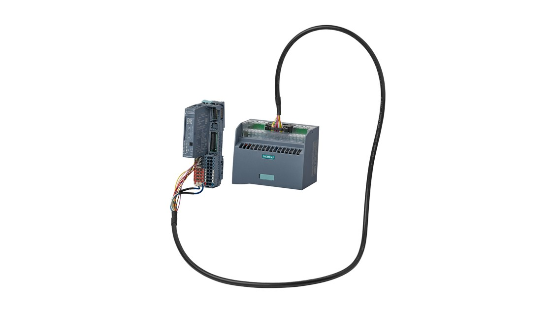 Universelle Verbindungsleitung SIMATIC TOP connect mit SIMATIC ET 200SP