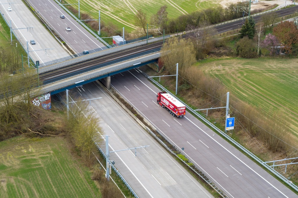 Second eHighway in Germany