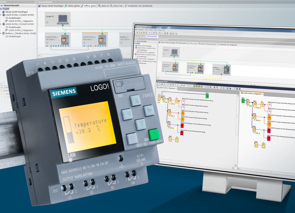 Substantially more possible applications for Siemens logic modules