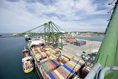 Погрузка-разгрузка контейнеров с перспективой на рост