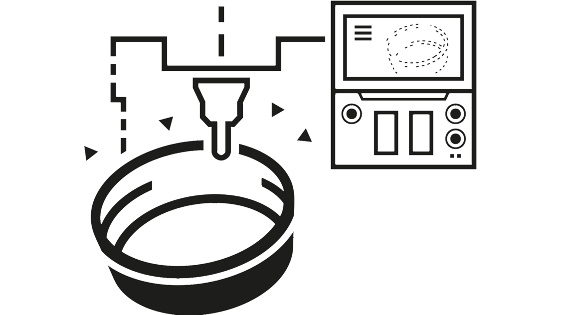 SINUMERIK ONE machine users illustration