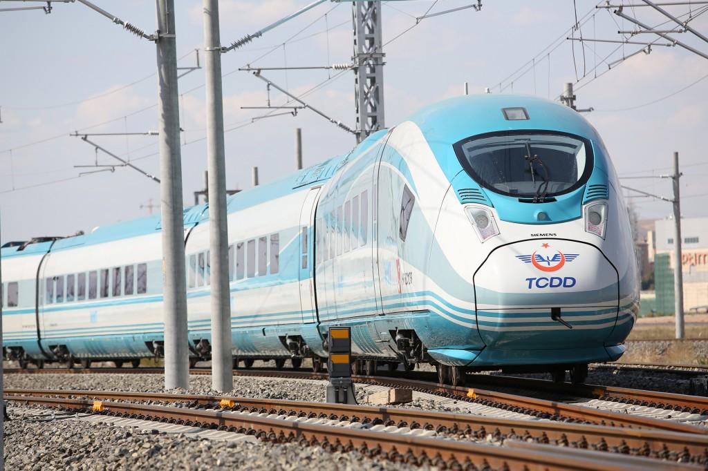Turkish Velaro fleet will grow to 17 trains