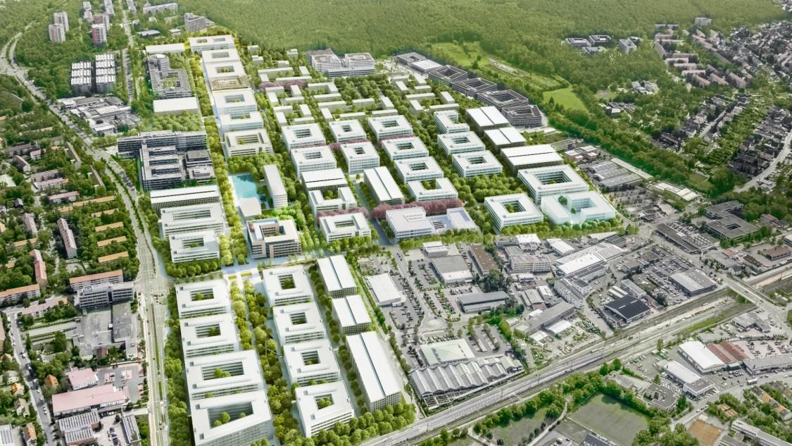 Siemens Kampüs Erlangen