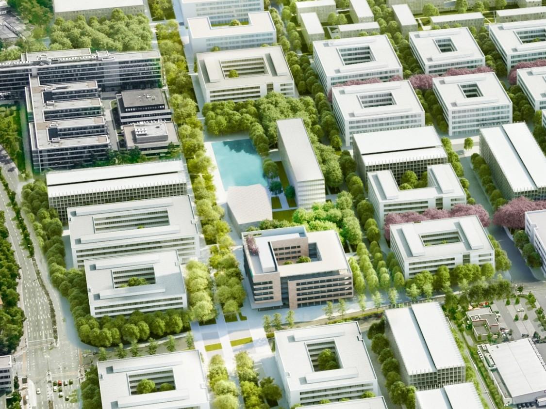 Siemens Training Center Erlangen