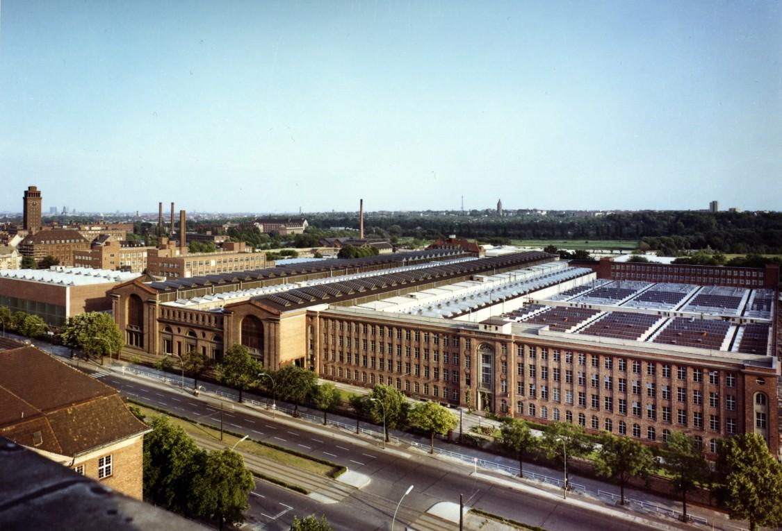 Siemensstadt Area