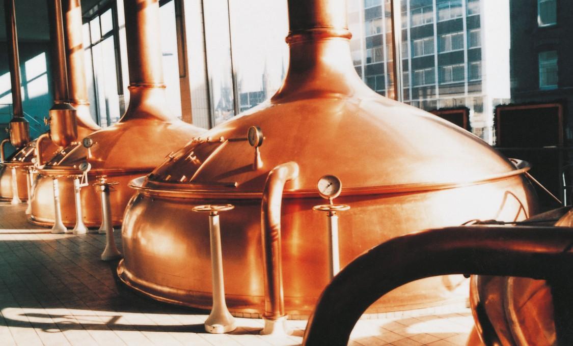 Fremtidens ølbrygging er digital