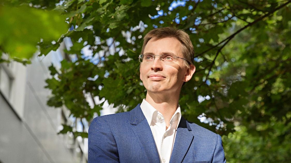Inventor Roland Gersch
