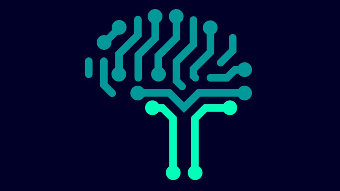 Grafik für Künstliche Intelligenz