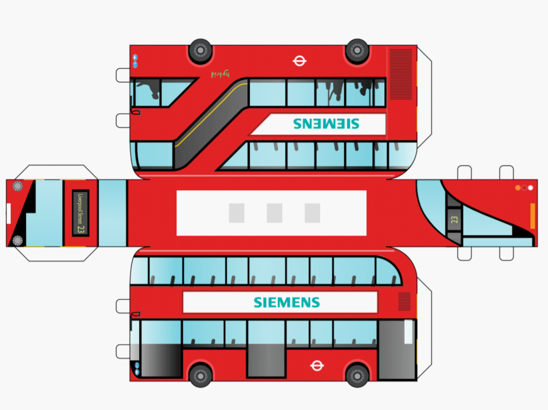 Green Bus Activity