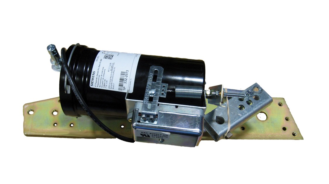 Pneumatic Damper Actuators