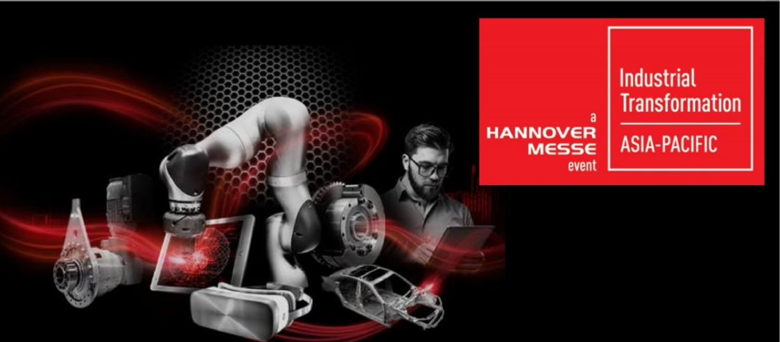 a Hannover Messe event