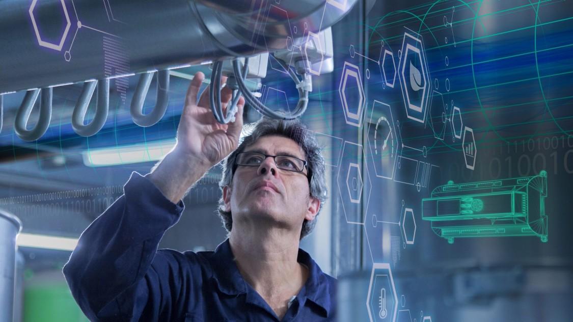 Intelligente Regeltechnik für innovative Fernwärmenetze