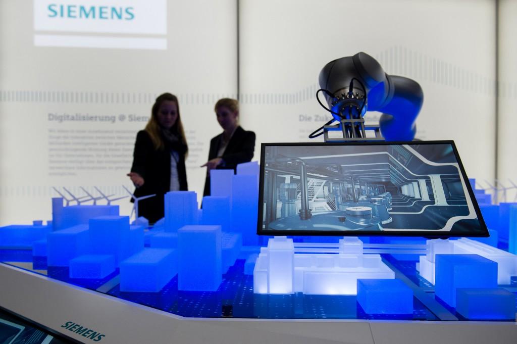 Hauptversammlung 2015 der Siemens AG