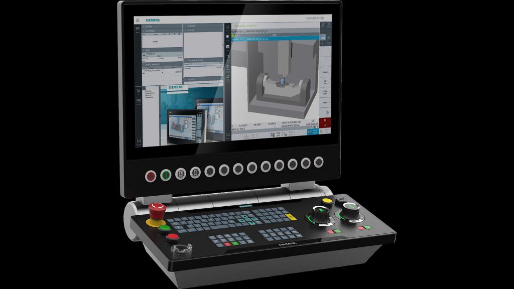 Mit den neuen Sinumerik One MCPs bringt Siemens eine intuitive Maschinenbedienung auf den Markt, die CNC-Anwendern mehr Komfort, Effizienz und Flexibilität bietet.