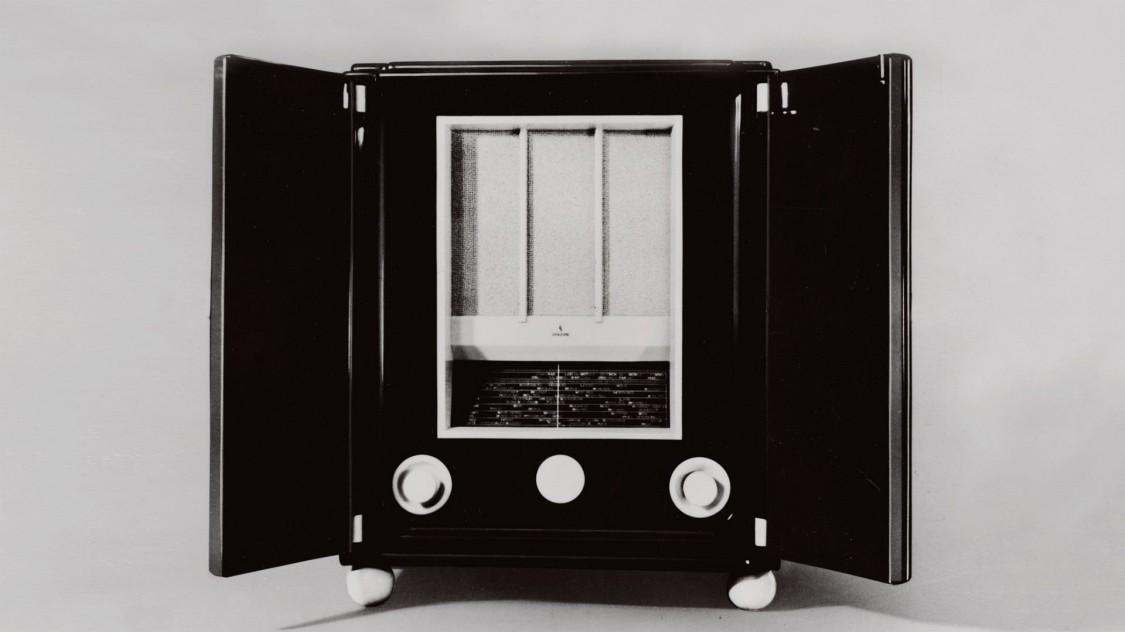 Радиоприемник «господин во фраке», 1935 год