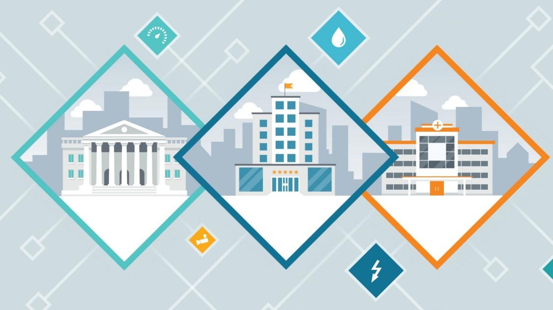 Livre blanc : Un départ prometteur pour des bâtiments intelligents