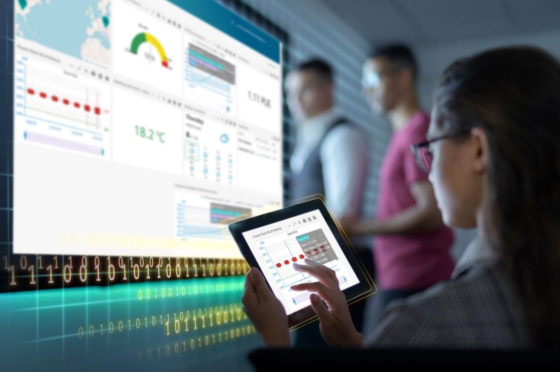 Télésurveillance via le cloud - Data Center Hub