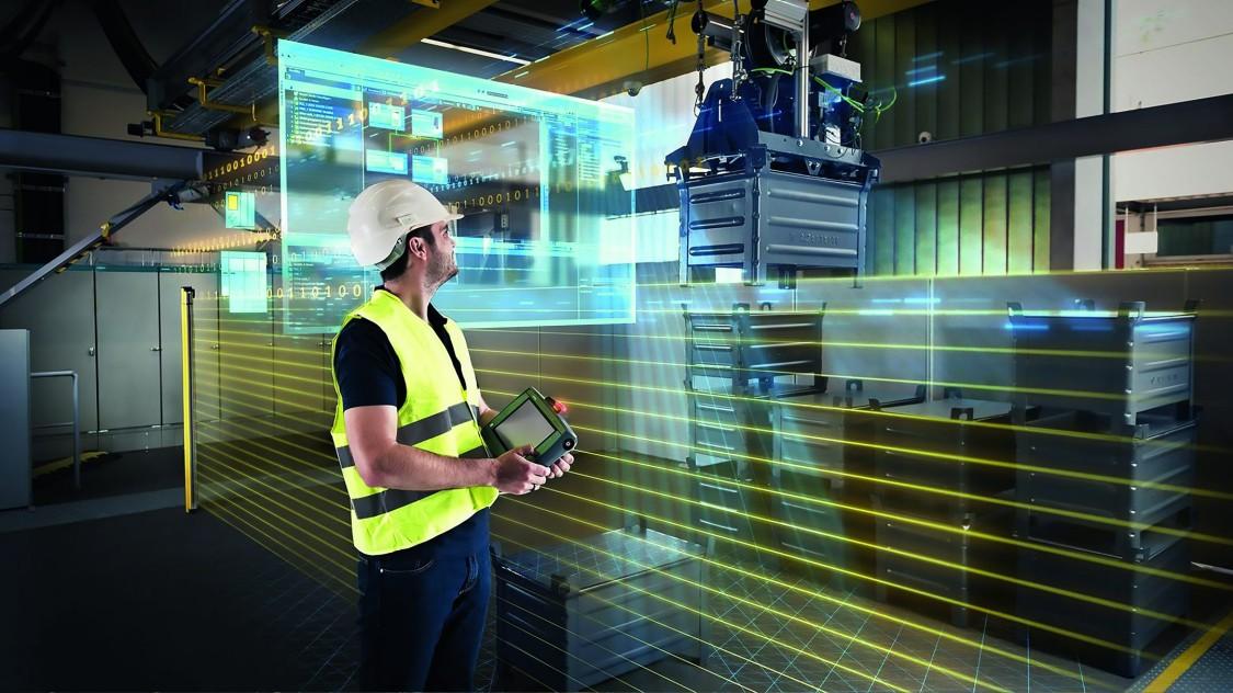 Fabrika otomasyonu için Safety Integrated