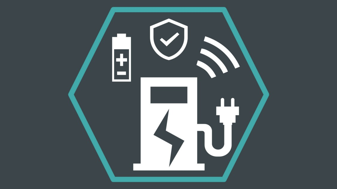 Icon Charge Controller for OCPP communication and Load Management
