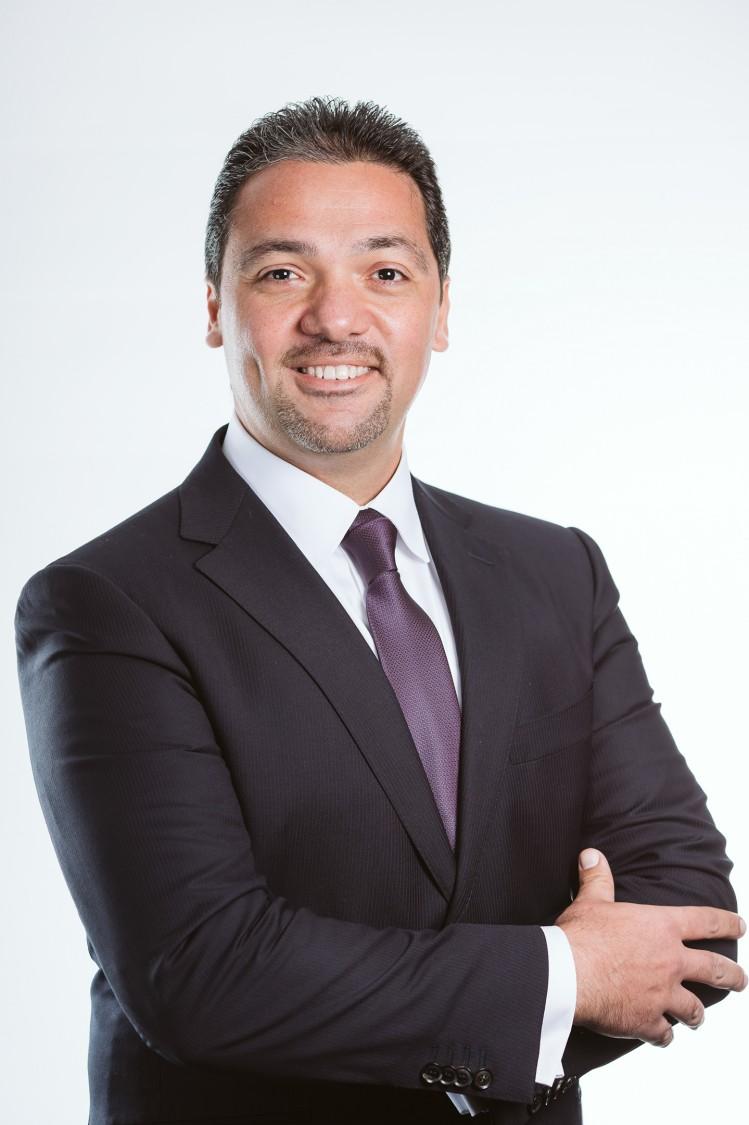 Mostafa El-Bagoury, CEO of Siemens Egypt