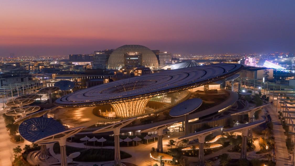 Sustainability Pavilion, Expo 2020 Dubai